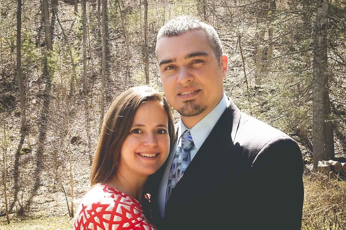 Jason & Faith Lewis