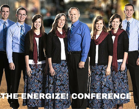 THE ENERGIZE! CONFERENCE