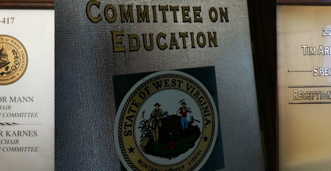 Opened Doors – A WV Legislative Report