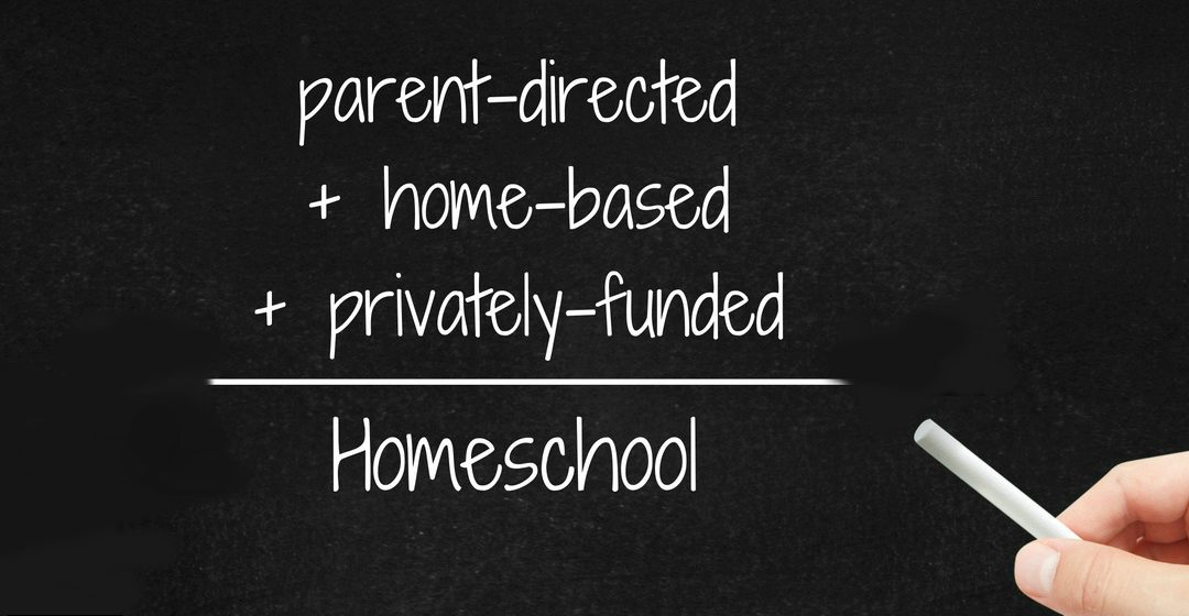 If a Student Takes His Classes at Home…