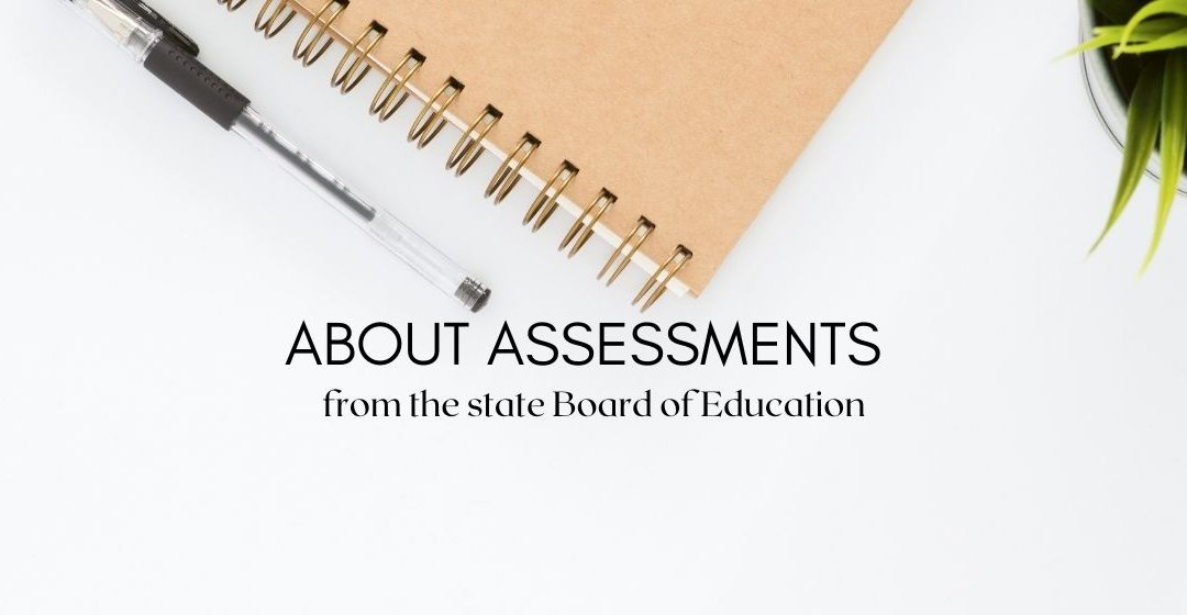 State DOE Issues Assessment Guidance